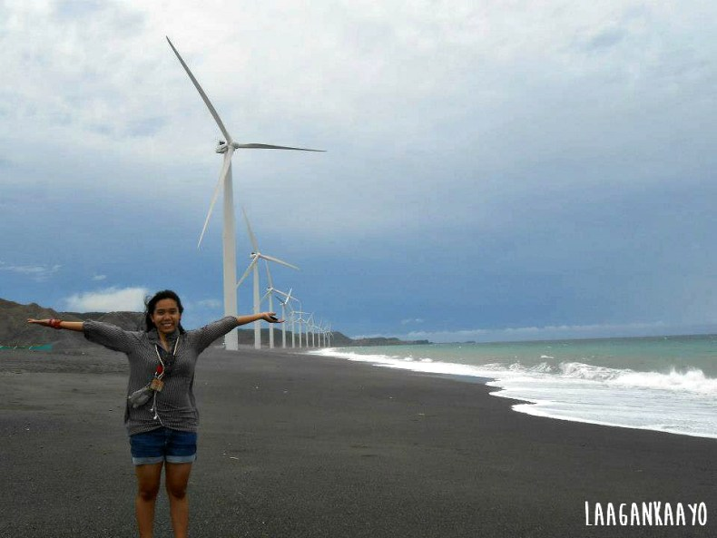 Laagan Kaayo with Bangui Windmills