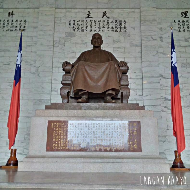 President Chiang Kai-Shek