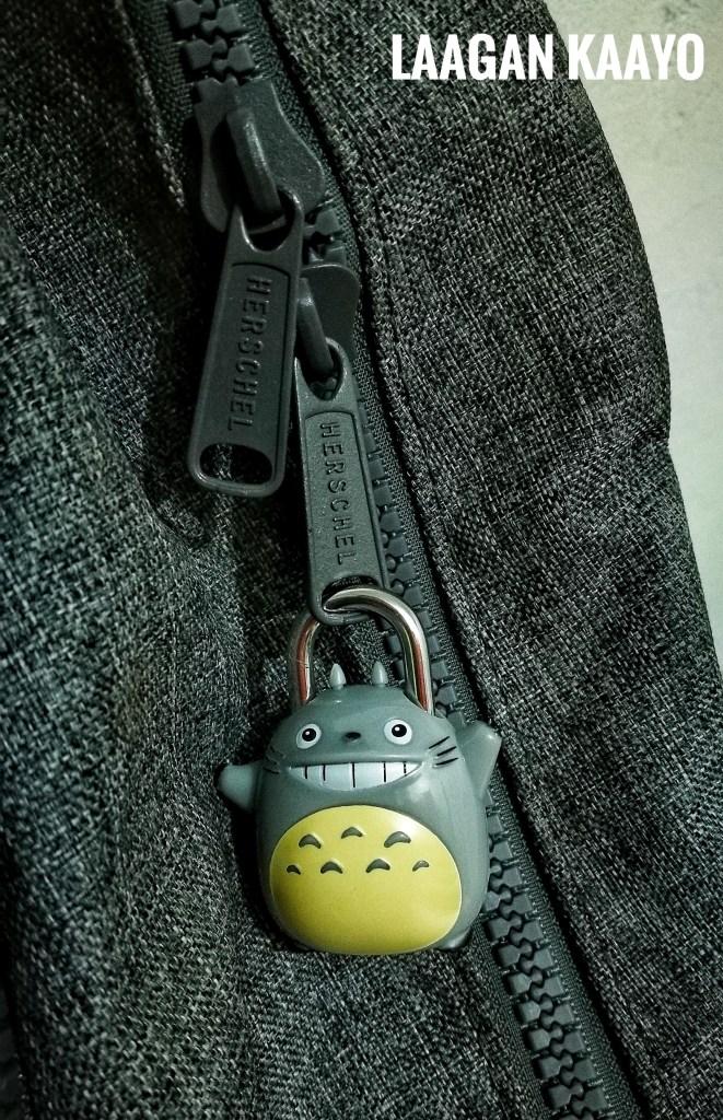 Totoro Lock