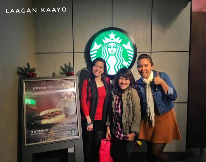 Highest Starbucks in the World