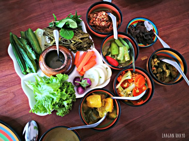 Curry - Local Burmese Food