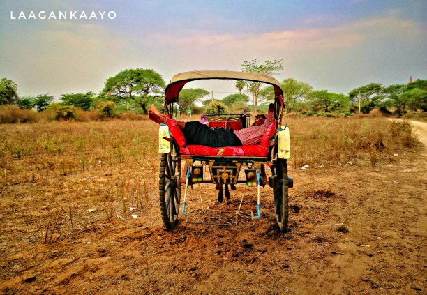Explore Bagan Temples through Horse Cart