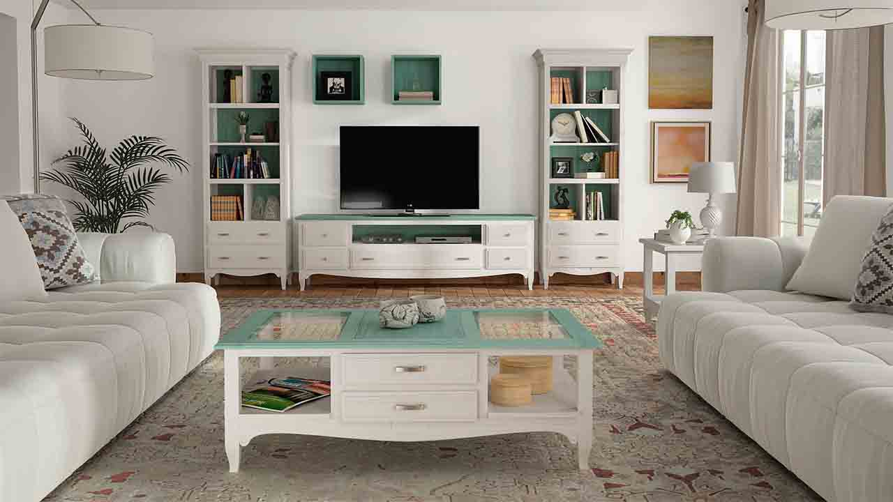 Muebles Coloniales Modernos Trendy Ccomc With Muebles Coloniales  # Muebles Nebra Salones