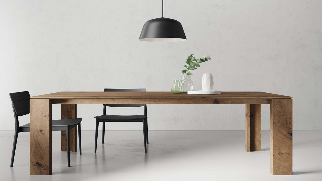 Mesa de comedor moderno muebles y decoraci n la alcoba for Mesas de comedor becara