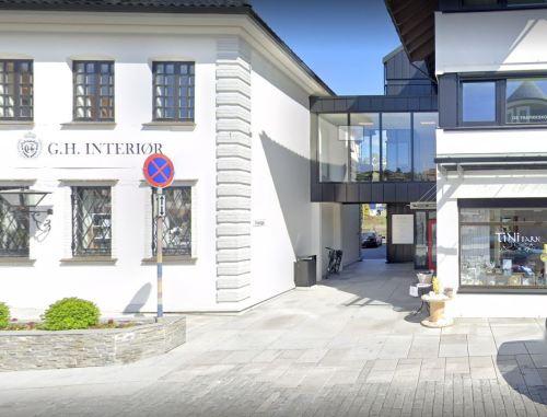 Gateadresse til Kredittlånet - Brugata 6 OS Norge