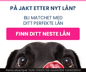 Loan matcher best lån for deg