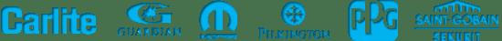 OEM Auto Glass Logos
