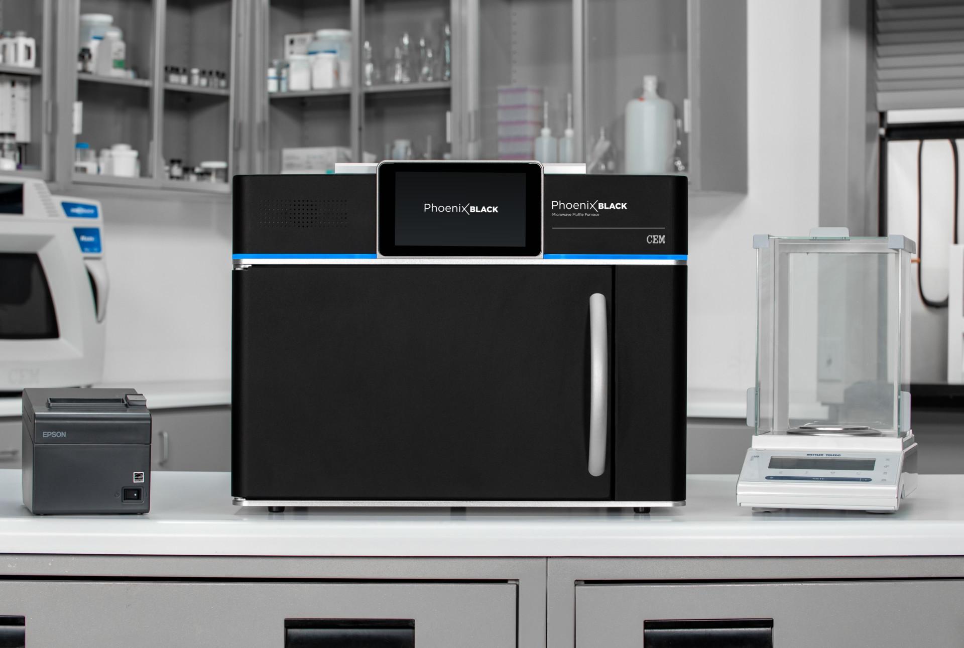 cem microwave technology lab