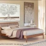 albero paesaggio quadro moderno arredare articolo da regalo matrimonio capezzale capoletto camera da letto dipinto shabby chic arredare