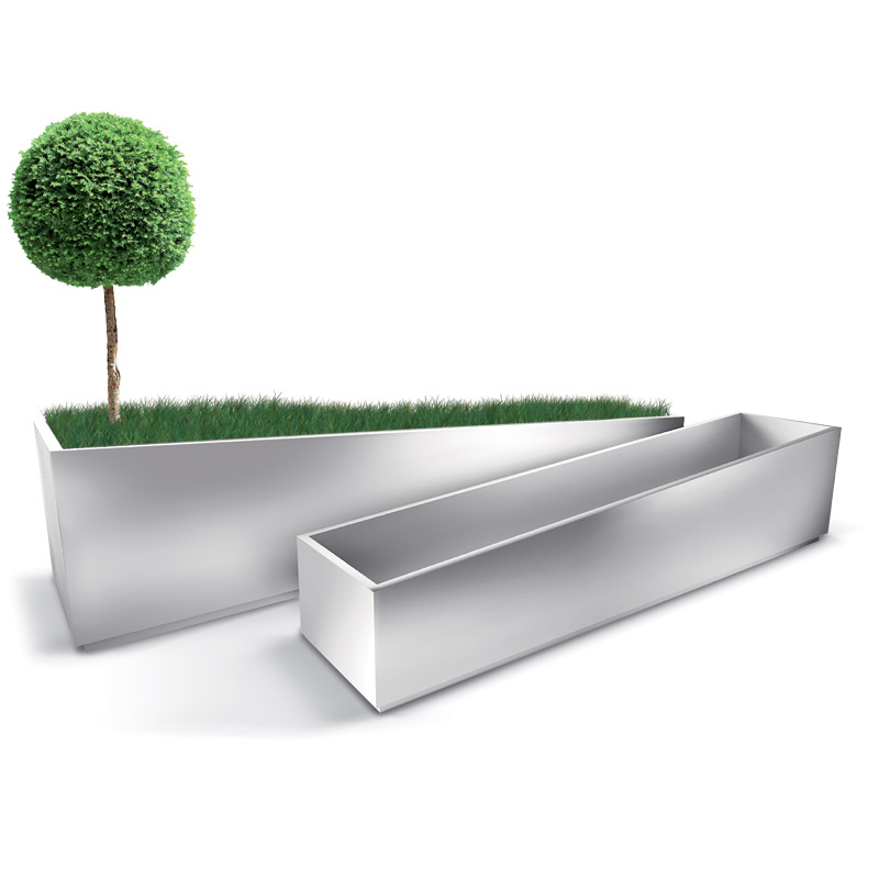 pelizzari mobilier urbain jardinieres lab23