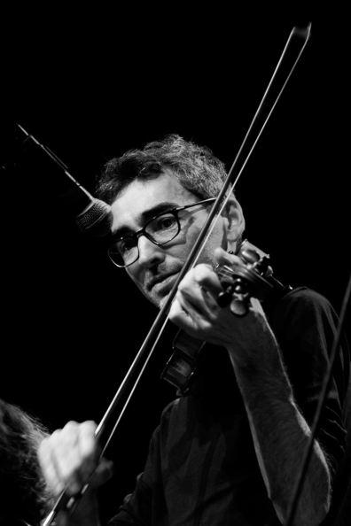 Benjamin Lacour - Violon
