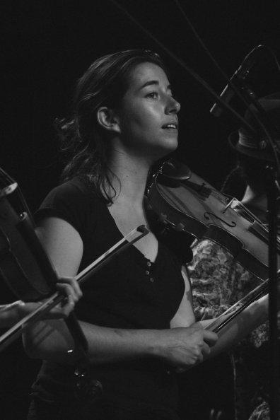 Marthe Lefebvre - violon