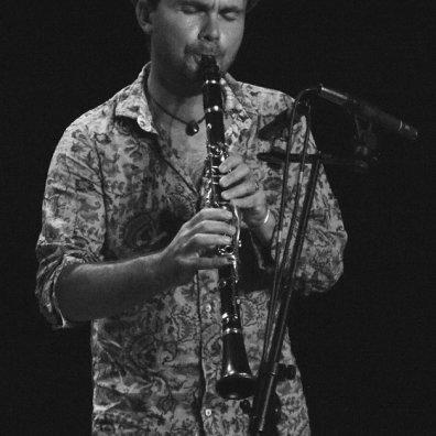 Sylvain Charlat - clarinette
