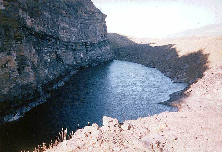 Laguna del Ratón