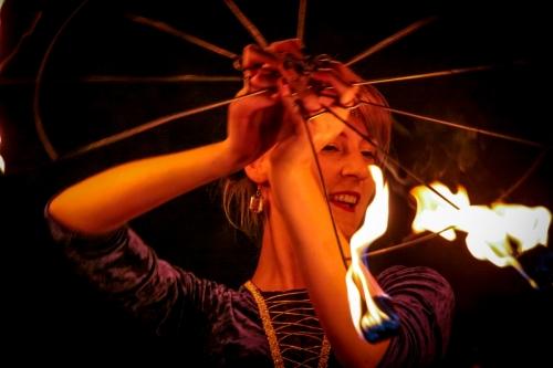 Labareda Fireshow - Dark Ages