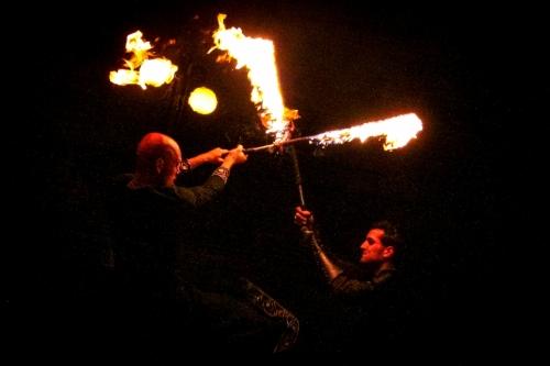 Labareda Fireshow - Dark Ages (4)
