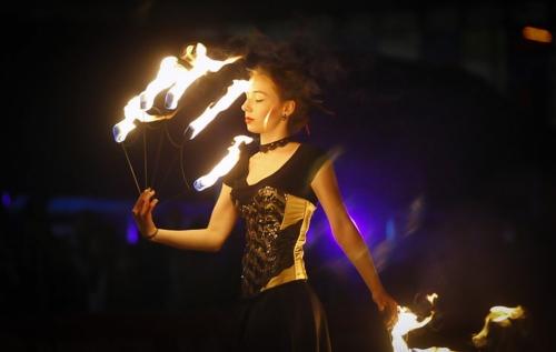 Labareda Fireshow - Dziennik lodzki.pl 2