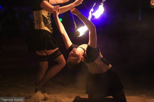 Labareda Fireshow - Fever Night - Agencja Gazeta 1