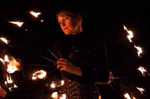 Labareda Fireshow - Ladies Night - Katarzyna Olczka (3)