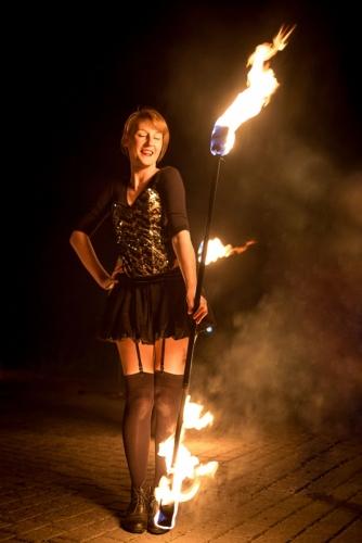 Labareda Fireshow - Mateusz Kesek