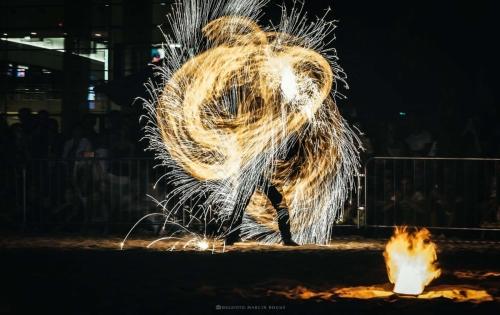 Labareda fireshow fot.BoguFoto (2)