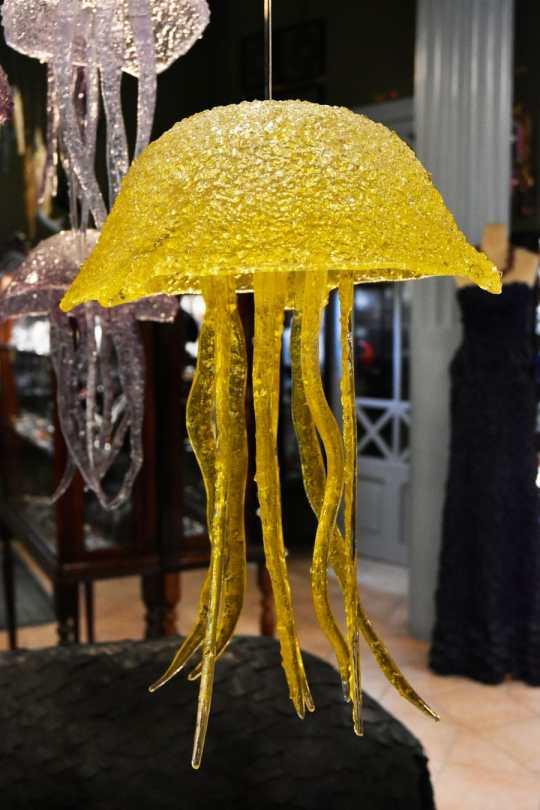 20018 - Medusa de cristal XL Ref.20018