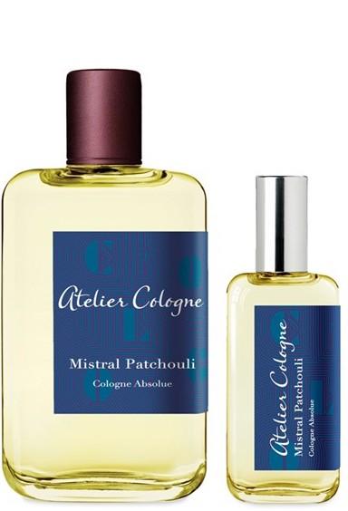 Mistral Patchouli - Atelier Cologne