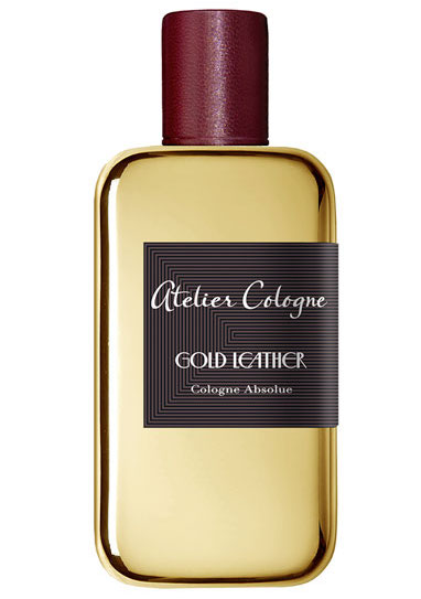 Gold Leather - Atelier Cologne
