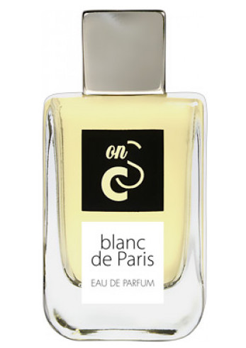 Blanc de Paris - Scent on Canvas