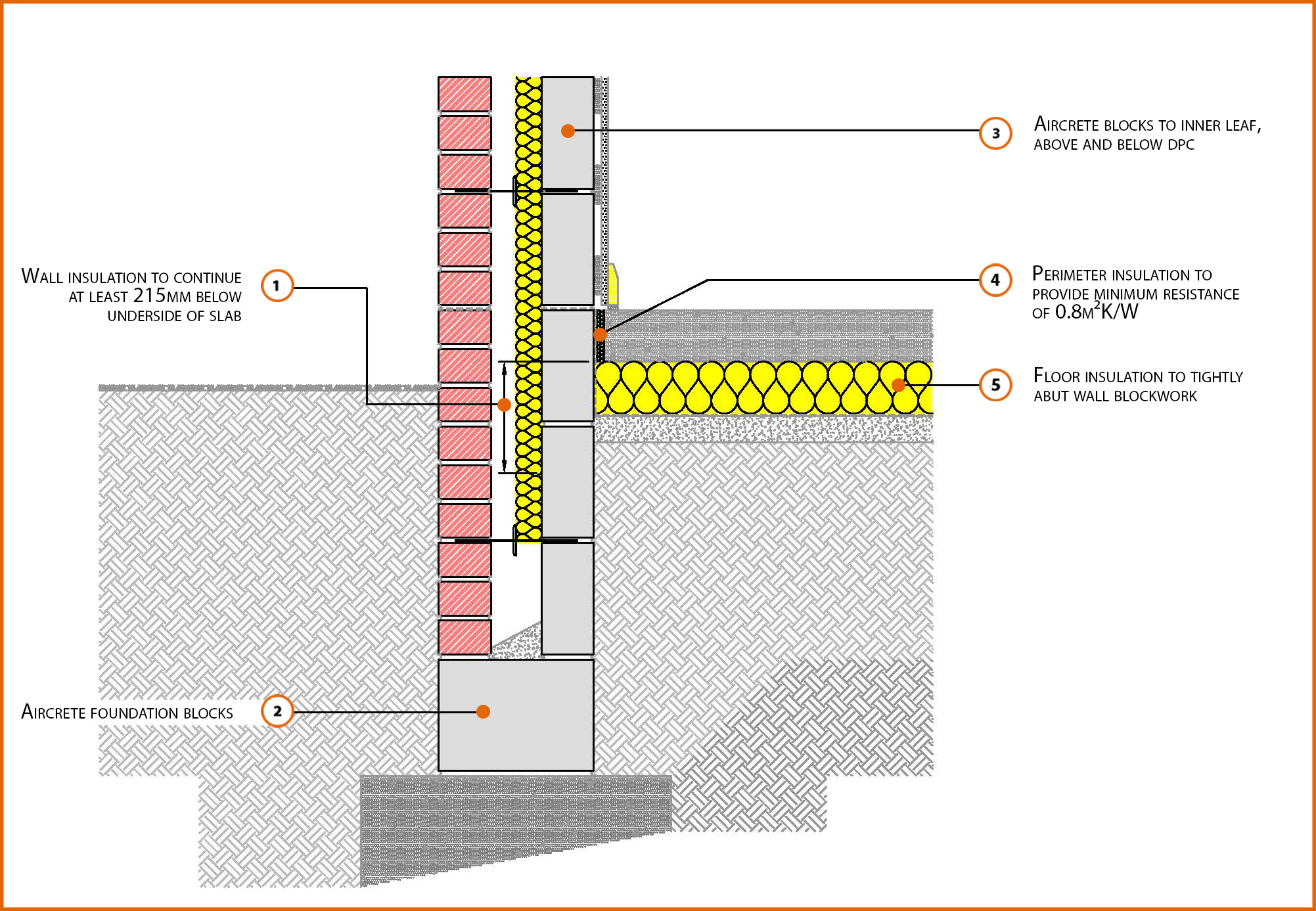 E5mcpf27 Concrete Ground Bearing Floor Insulation Below
