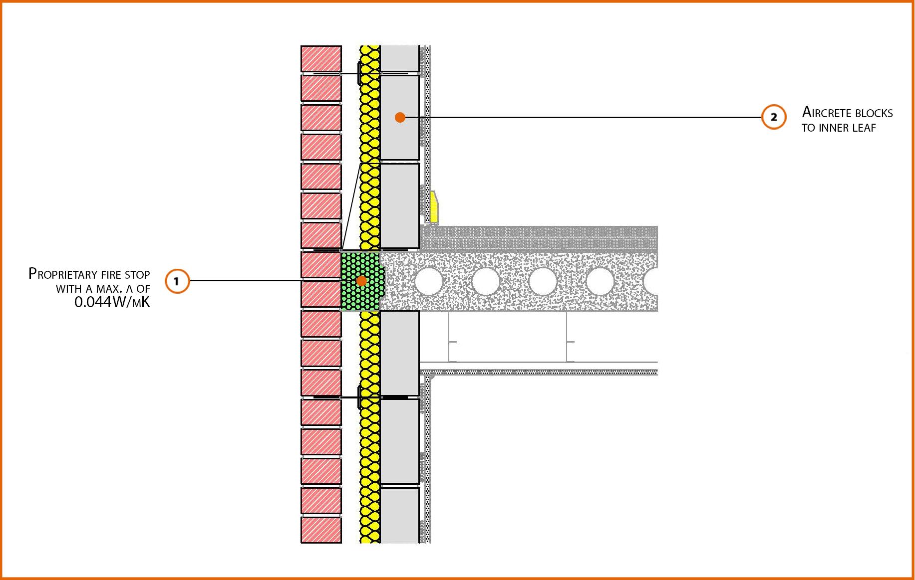 E7mcpf6 Precast Concrete Separating Floor Between