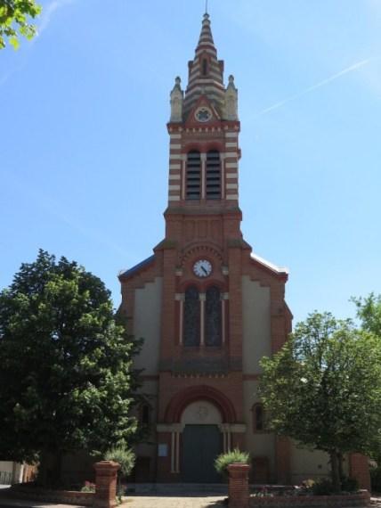 Eglise de Labège