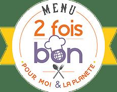Le 1er juin le menu de la cantine sera « 2foisBon »