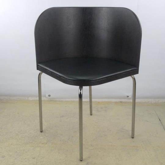 ensemble de 4 chaises d angle skai