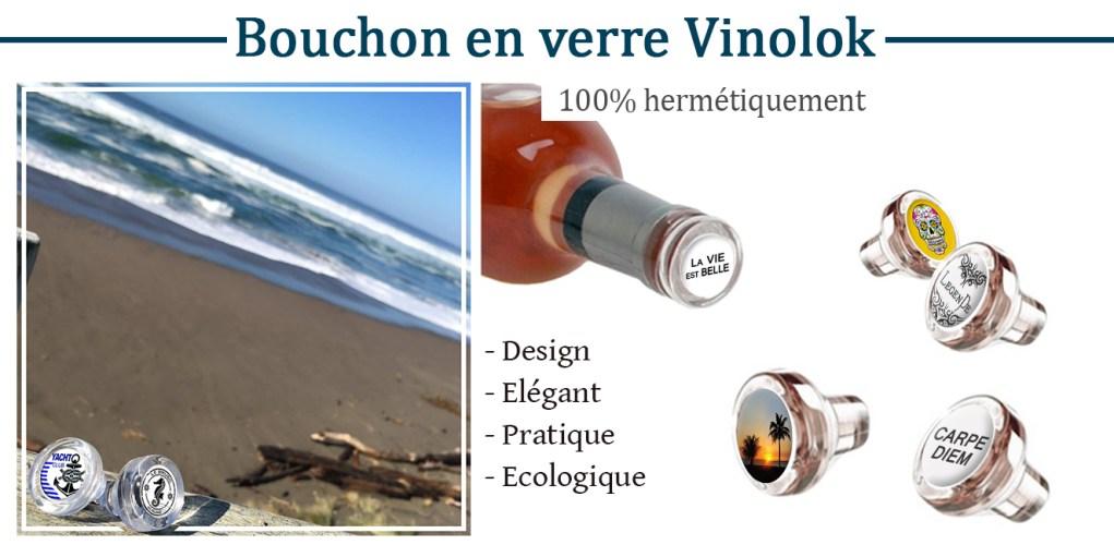 Bouchon Vinolok