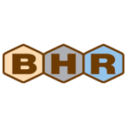 Logo BHR Béton prêt à l'emploi - Label Communication