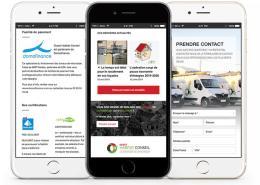 Création de site web Ouest Habitat Conseil