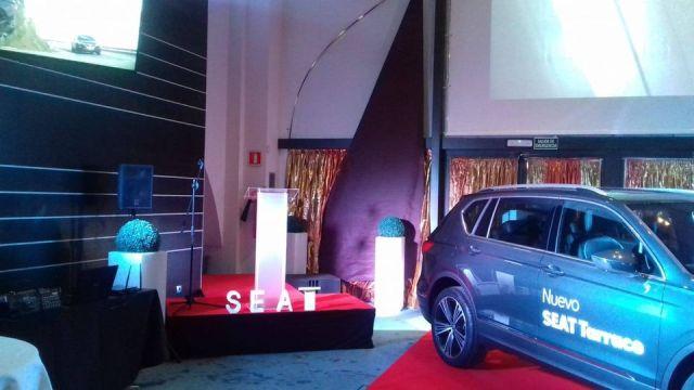 2019 Presentación SEAT TARRACO