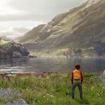 Stand des derzeitigen Live-Renderings mit der Unreal Engine