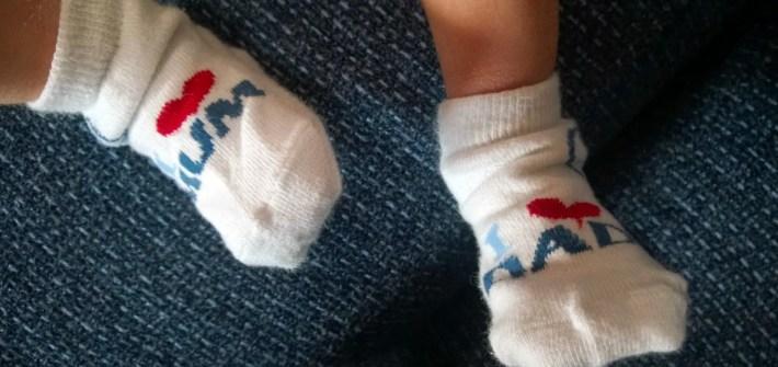 calze neonato