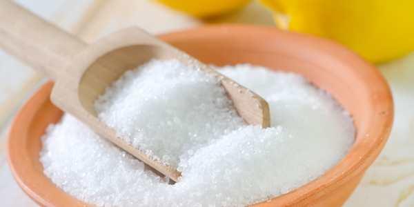 acido citrico detersivi naturali