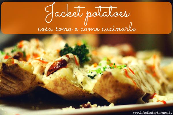 jacket potatoes ricetta