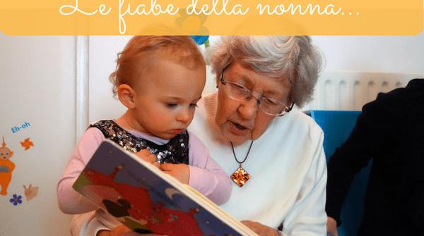 Libri bambini dedicati alla nonna