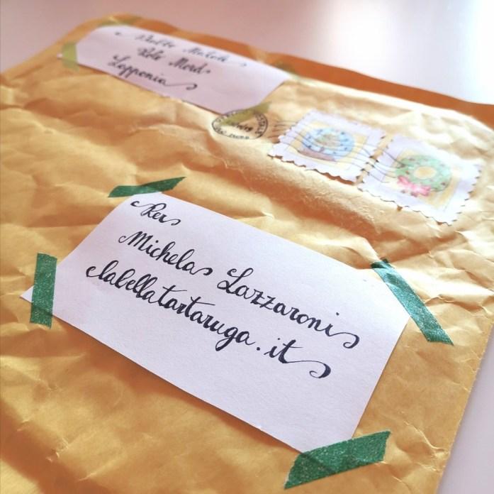 lettera di Babbo Natale personalizzata