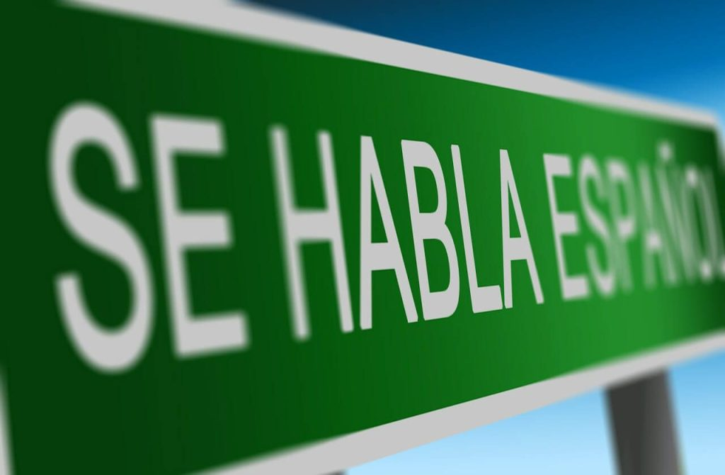 Do you have to speak Spanish if you are in Spain? well it definitely helps.