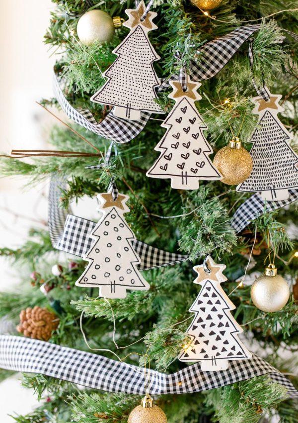 Christmas Tree Ornaments DIY for 2020 Holiday Season