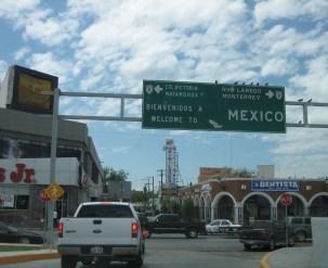 Reynosa border