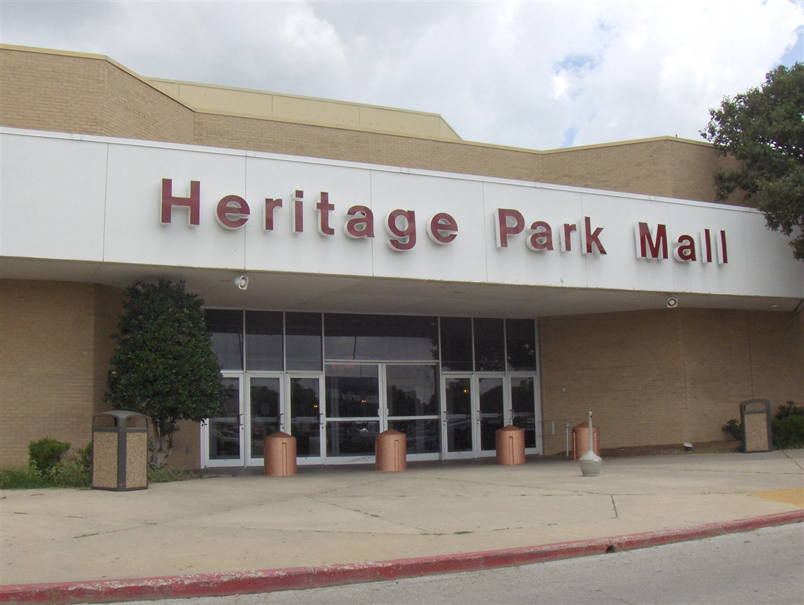 Greenwood Park Mall History