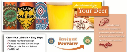Home-brewing supply, Brewing Supplies, beer labels, beer coasters