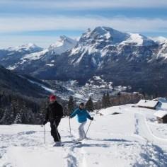 Fantastic ski holiday & off-piste skiing